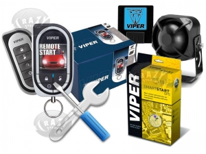 ' ' from the web at 'http://car-stereo-shop.crazystereo.com/wp-content/uploads/2014/11/viper-smartstart-security-package-3-installed-by-crazy-deals-65b-300x225.jpg'
